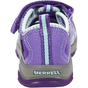 Merrell Hydro Hiker Chaussures Enfant, purple/blue